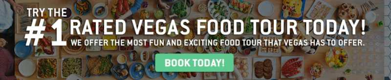 #1 Rated Las Vegas Food Tour