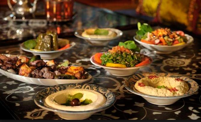Dubai food