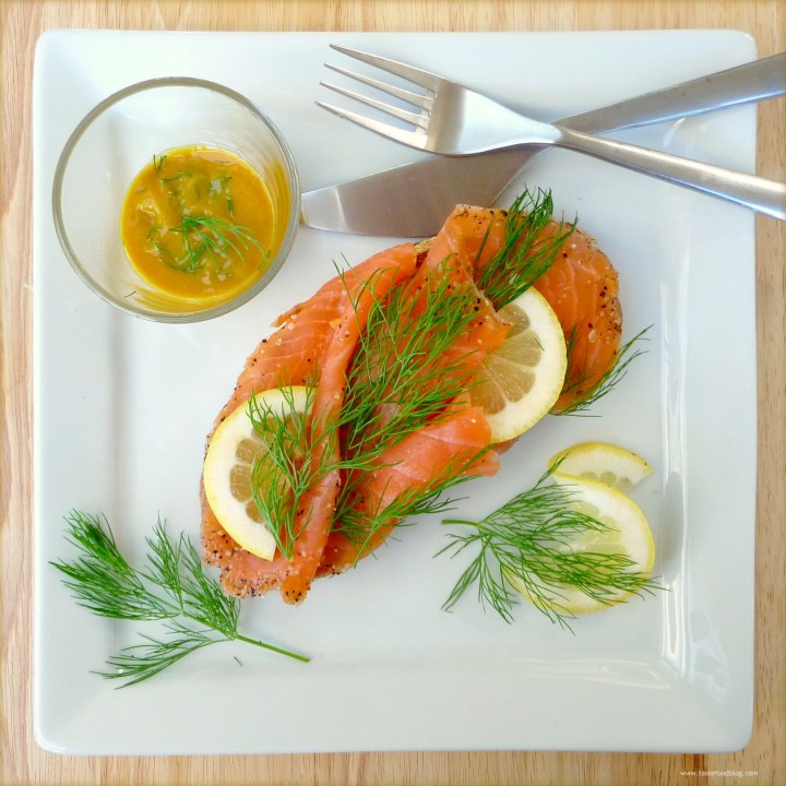 Holiday Entertaining: Salmon Gravlax