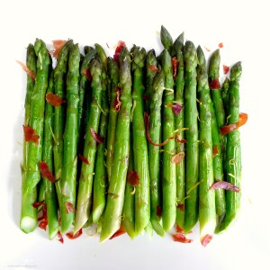 Asparagus and Prosciutto