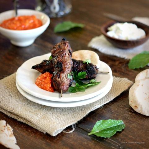 Lamb Keftas TasteFood