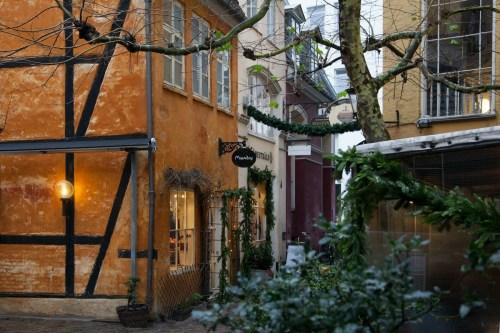 Julestemning, København