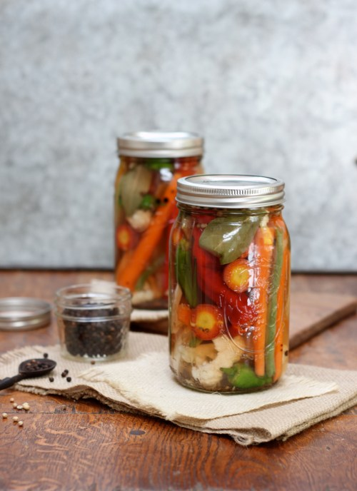 fall pickles