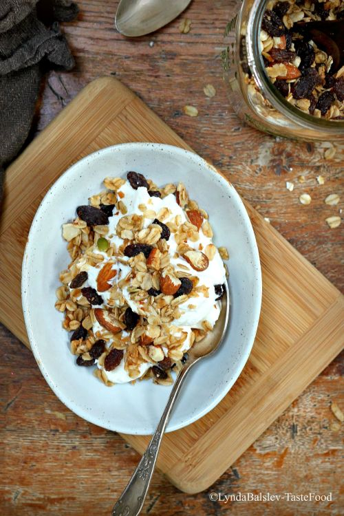 Basic Granola TasteFood