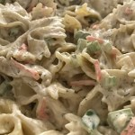 The Best Dill Pasta Salad
