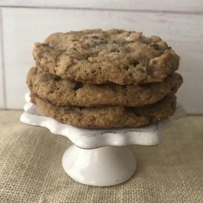Chocolate Chip Cornflake Marshmallow Cookies