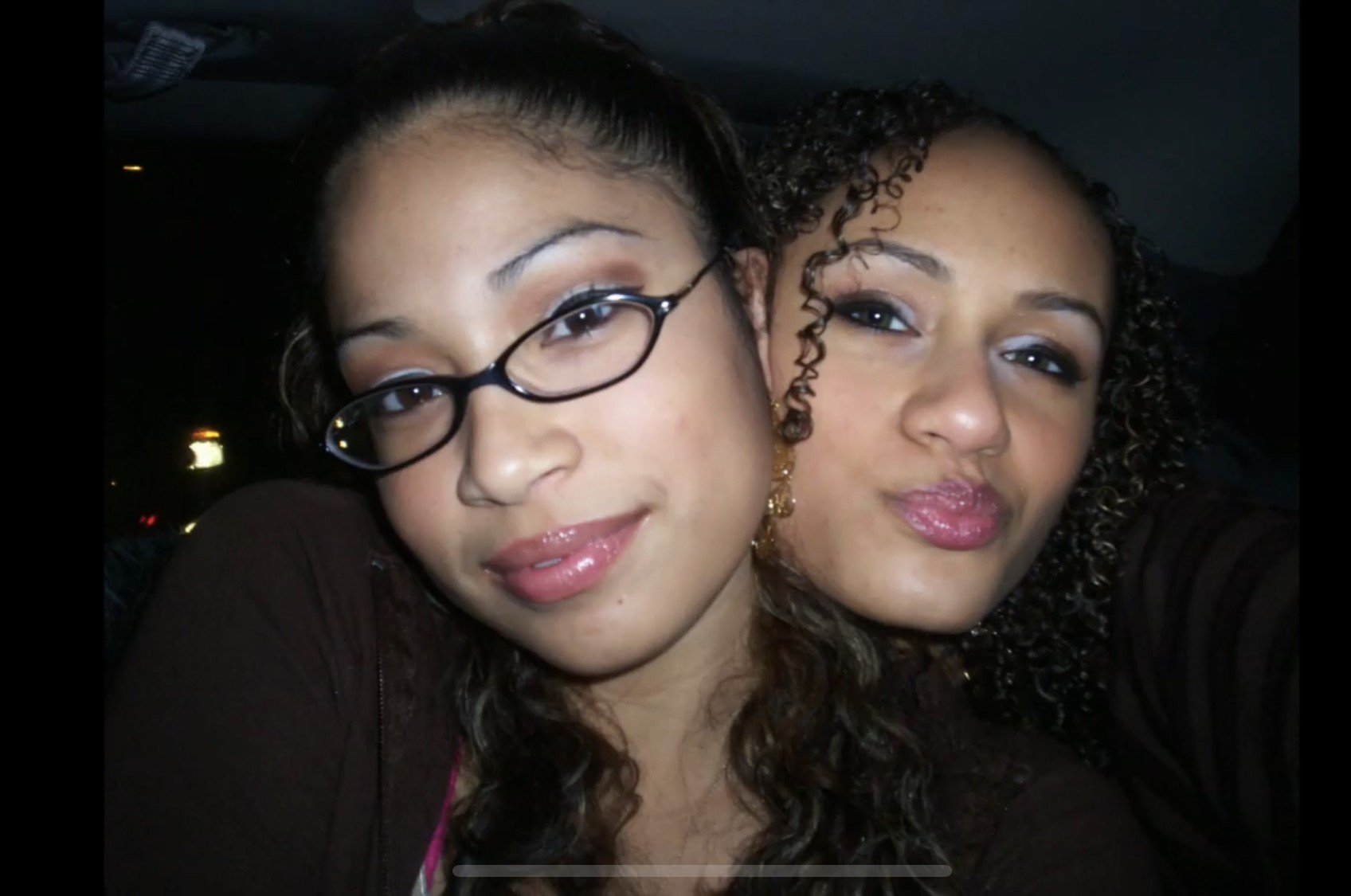 Jacqueline and Sandi