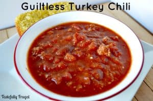 Crockpot Turkey Chili: A Great Way To Fight Off A Cold