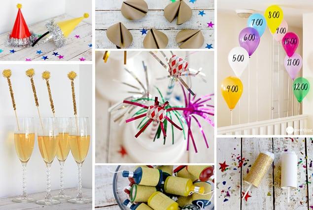 101 New Year's Eve Ideas