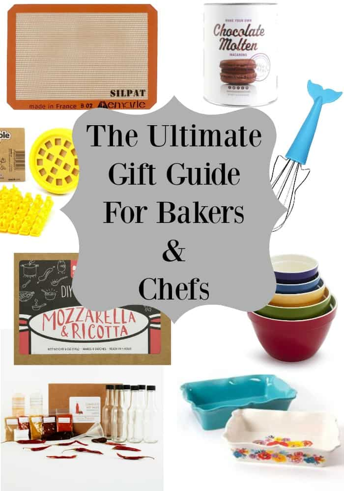 The Ultimate Gift Guide for Bakers and Cooks |Tastefully Frugal