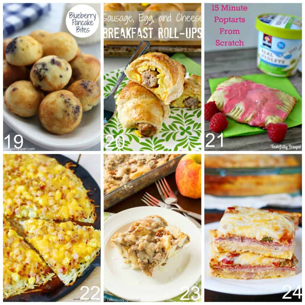 Start the New Year with 30 Days of Breakfast Ideas   Tastefully Frugal