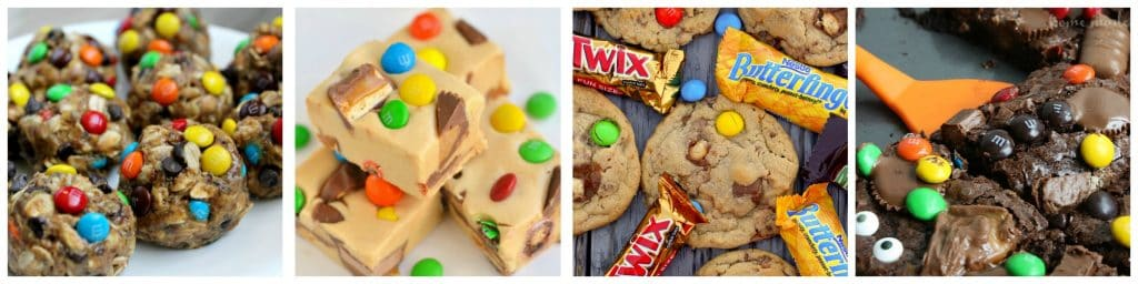 20 Ways To Use Up Leftover Halloween Candy   Tastefully Frugal