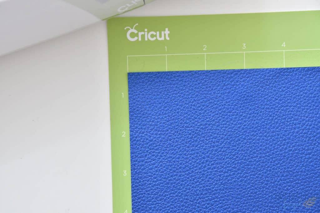 Use Faux Leather to make fun custom notebooks!