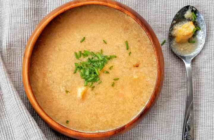 Syn Free Slimming World Fish Chowder Soup – Serves 4