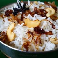 Kerala Ghee Rice / Malabar Neychoru Recipe