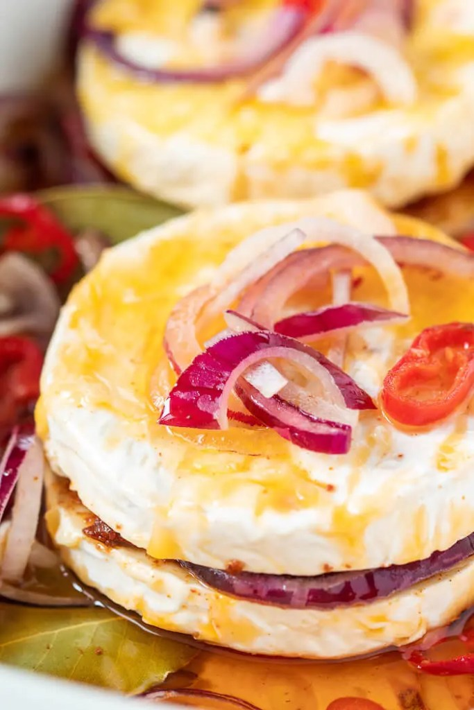 Marinated Camembert recipe - Authentic Czech marinated Camembert recipe 6