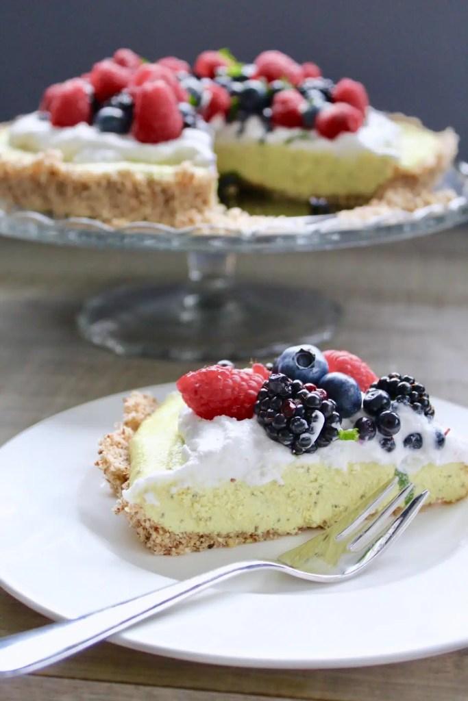 Easy NO bake lemon tart to impress (VeGaN)
