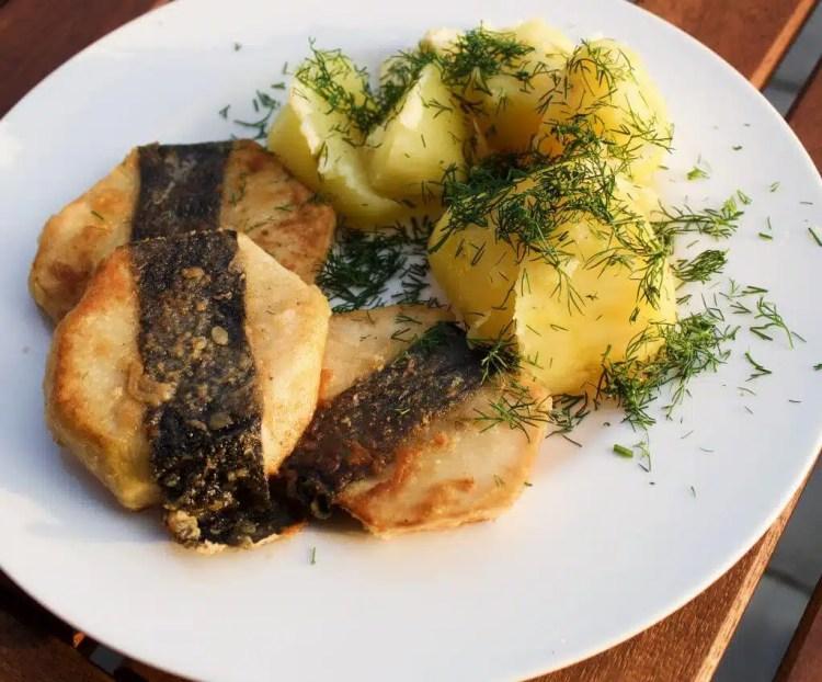 The best recipe for Celefish - Zeleryba (VeGaN) 4