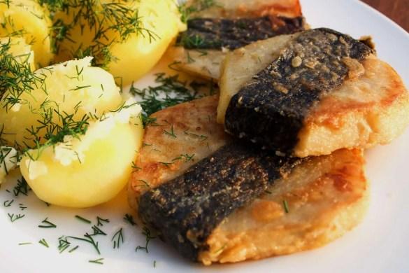 The best recipe for Celefish - Zeleryba (VeGaN) 1
