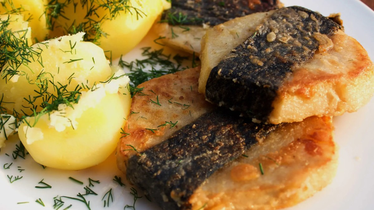 The best recipe for Celefish – Zeleryba (VeGaN)