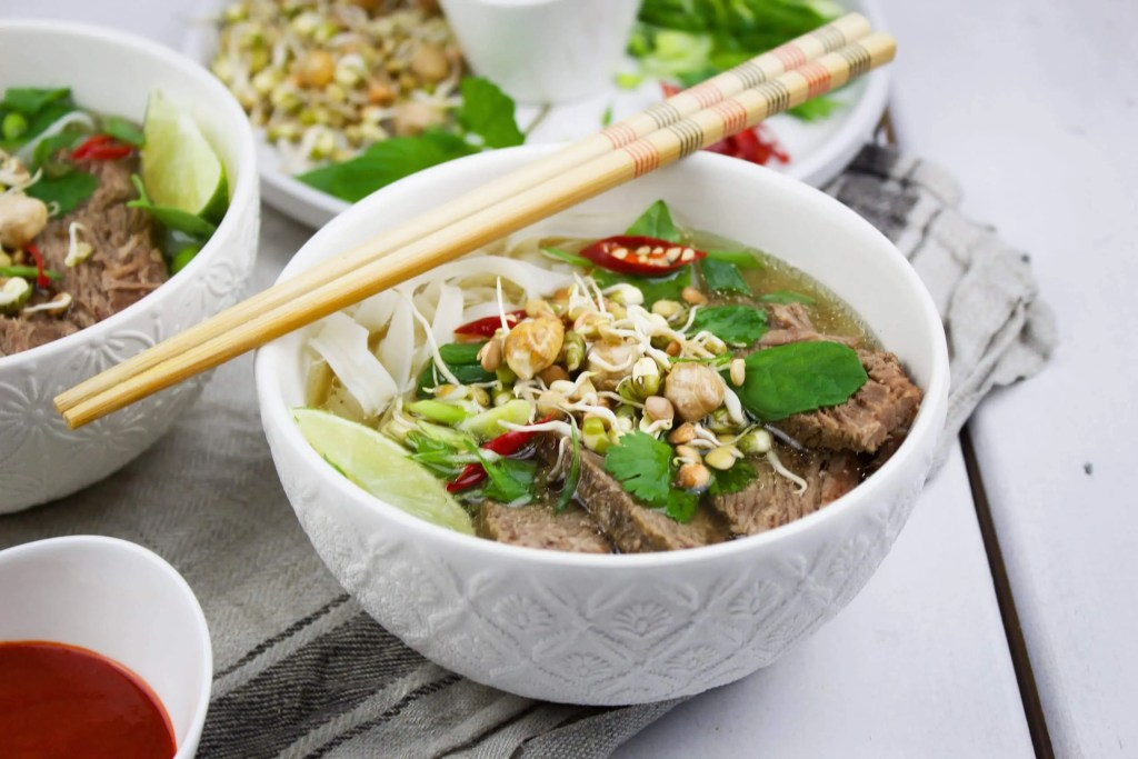 PHO BO - The classic Vietnamese soup recipe