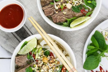 PHO BO – The classic Vietnamese soup