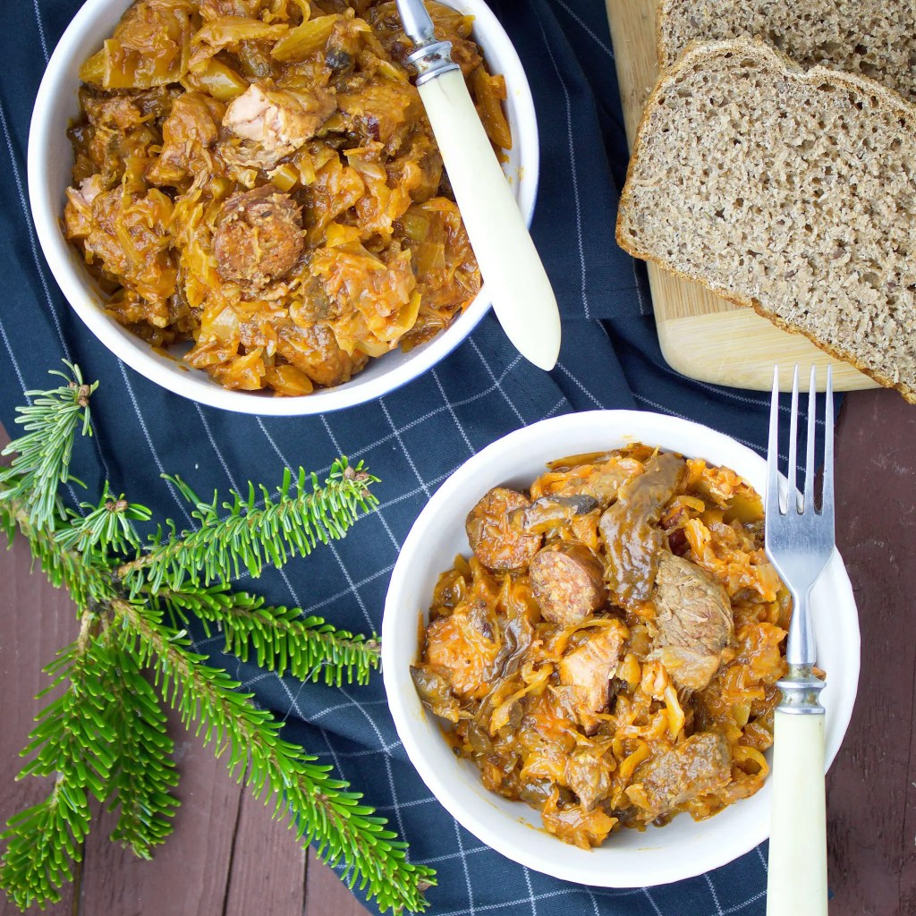Traditional Polish BIGOS - the best recipe for you