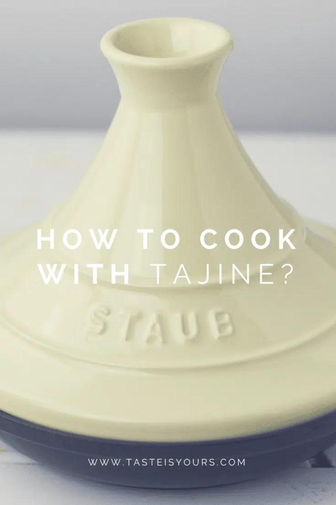 How to cook with Tajine?