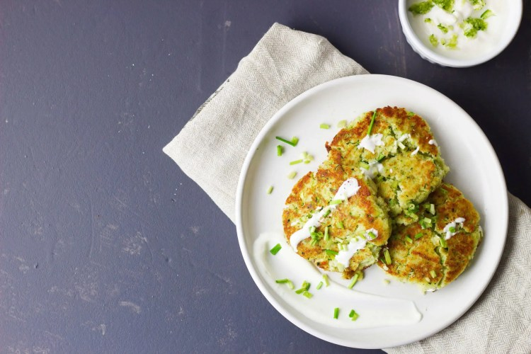 4 ingredient fritters