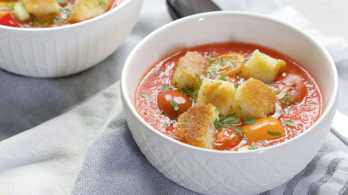 Best Gazpacho to cool you down during a summer