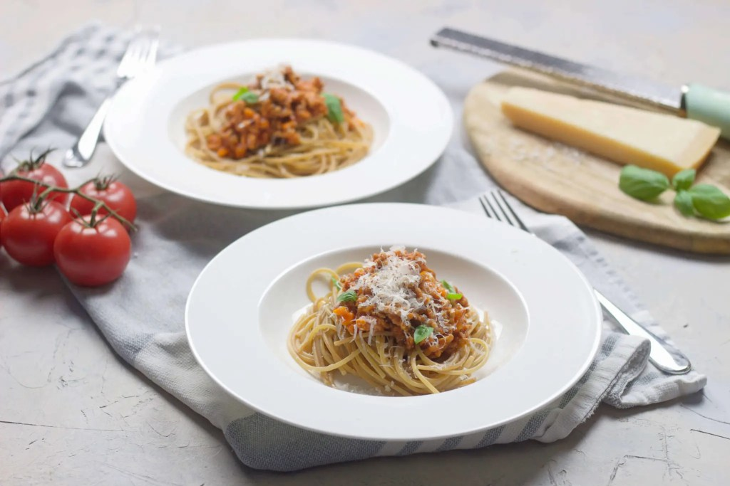 Easy Homemade Bolognese sauce (alcohol-free)