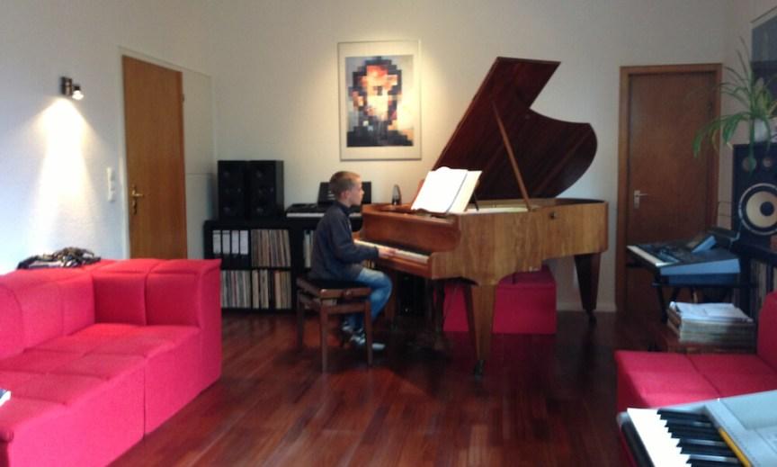 Pianounterricht