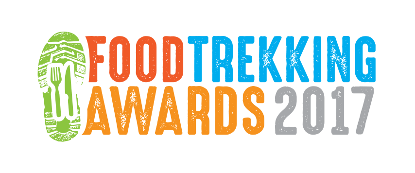 World Food Travel Association 2017 Food Trekking Awards Winner