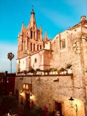 La Parroquia de San Miguel Arcángel San Miguel de Allende