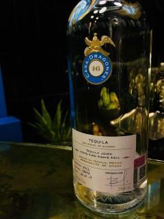 Tequila at Casa Dragones San Miguel de Allende