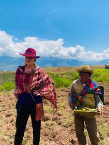 Mil Centro, Maras, Peru 2020 © Credit: Krystal M. Hauserman @MsTravelicious