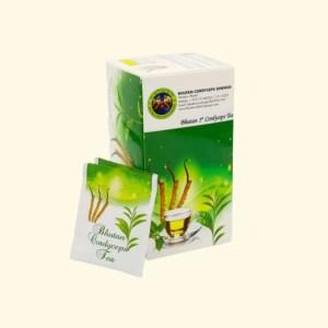 Bhutan Cordyceps Sinensis - Bhutan Cordyceps Tea 1