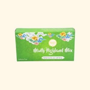 Bhutan Organics Minty Highland 1
