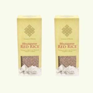 Bhutanese Red Rice Dream of Bhutan 1