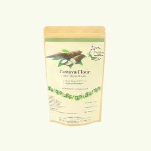 Cassava Flour chuniding Food 2
