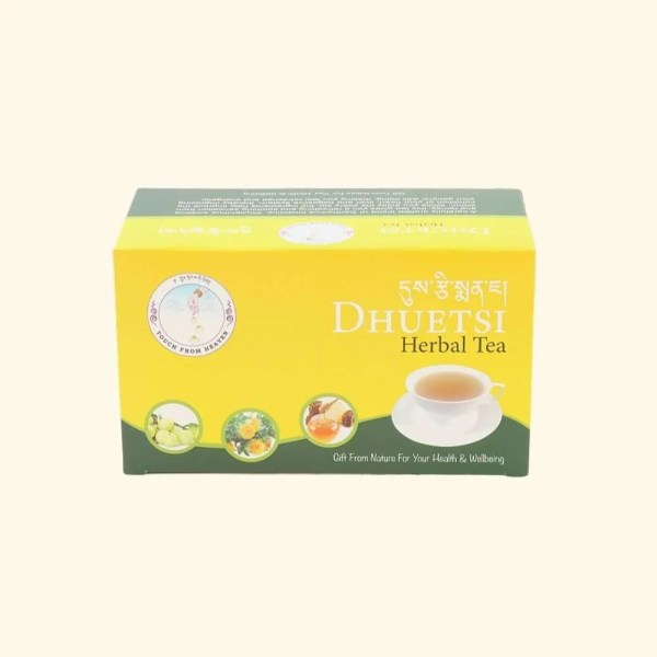 Dhuetsi Herbal Tea by Touch from Heaven 1
