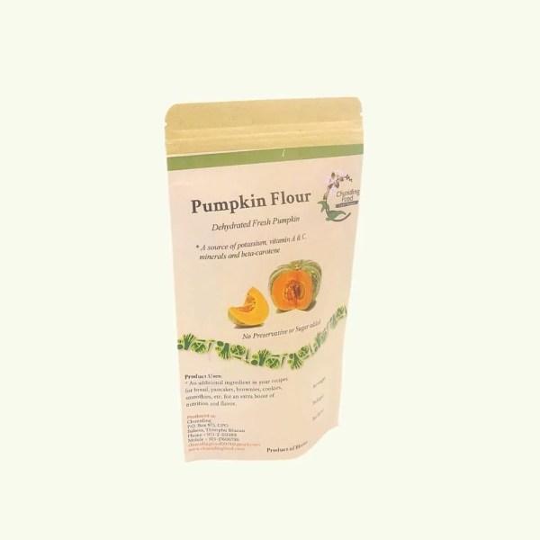 Pumpkin Flour 3