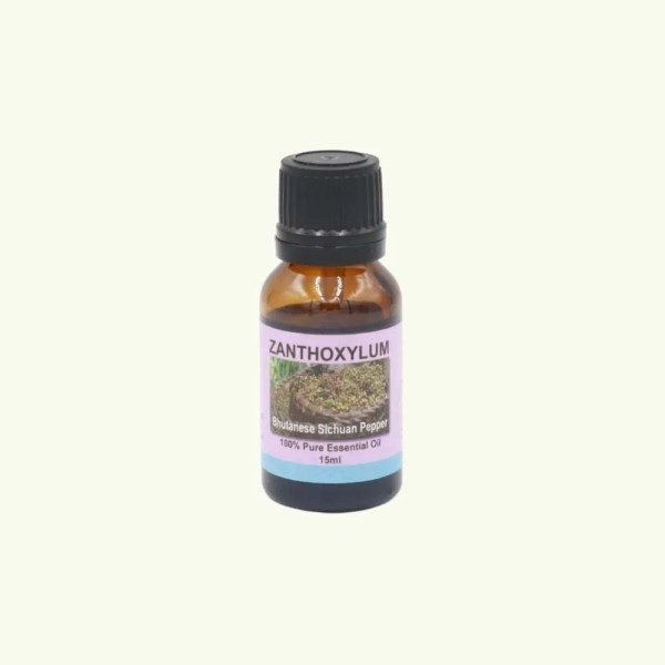 Sichuan Pepper Essential Oil by Bio Bhutan 1