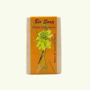 Turmeric and Artemisia soap by bio bhutan 1