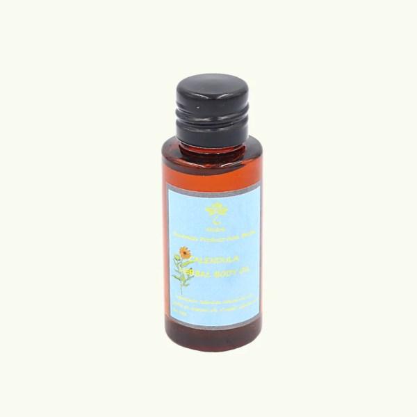 Calendula Herbal Body oil 2