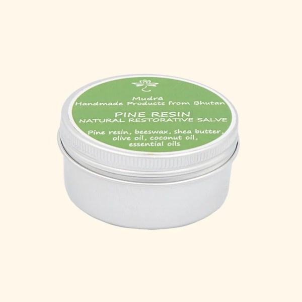 Natural Restorative Salve - Pine Resin 4