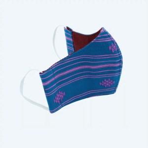 Kelzang Face mask - lavender blue
