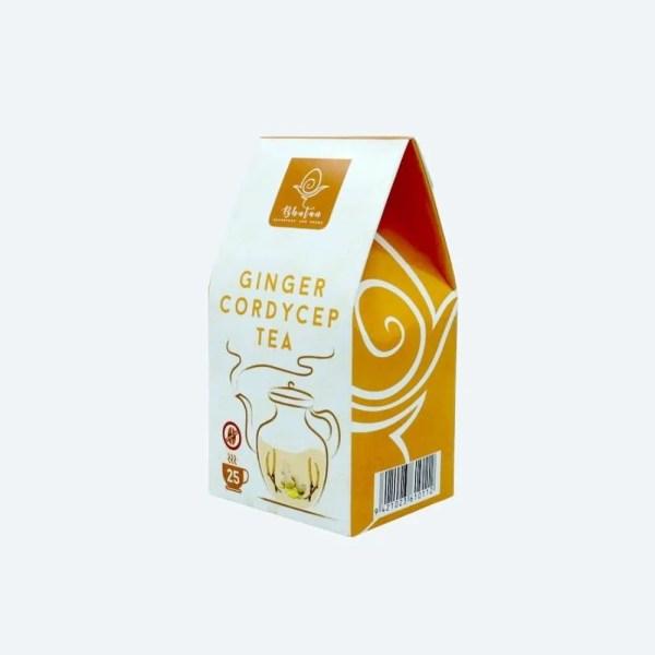 Bhutan Superfood - Ginger Cordyceps Tea 1