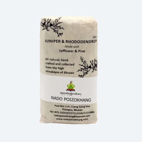 Juniper and rhododendron Incense powder Nado Poizokhang 1