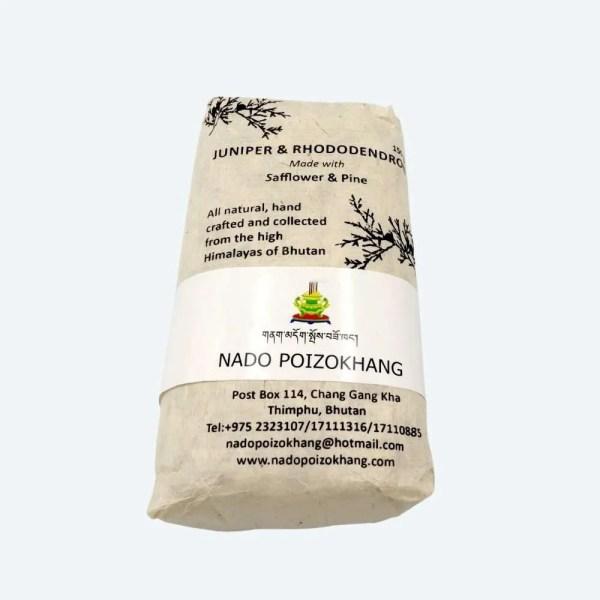 Juniper and rhododendron Incense powder Nado Poizokhang 2